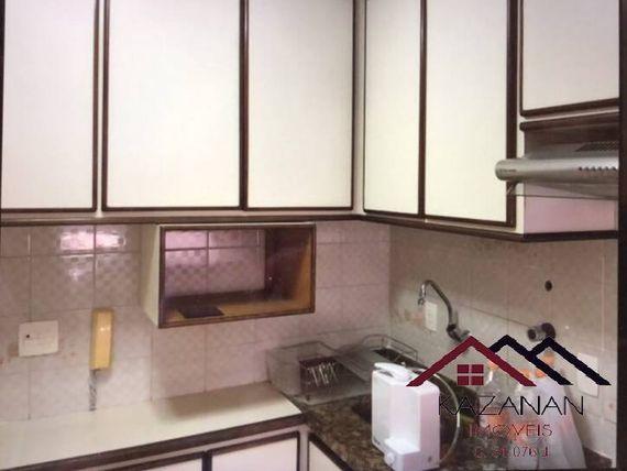 Cobertura com dois dormitórios - Residencial Maria Sylvia