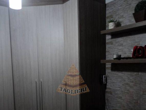 Apartamento 69m² 2 dorms. , sala, coz., ban. - Tatuapé
