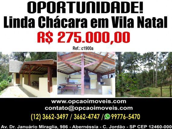 Vila Natal - Linda Chácara