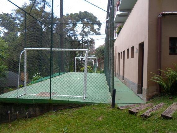 Vila Capivari - Apartamento parcialmente mobiliado com 03 Do