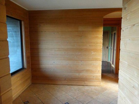 Casa en parcela con dos cabañas