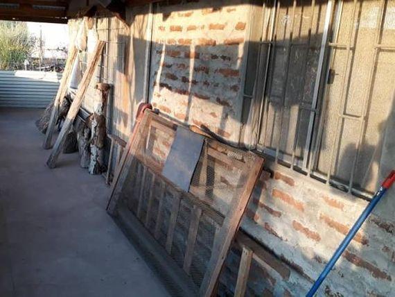 """Dos hectareas con casa - <span itemprop=""""addressLocality""""><span itemprop=""""streetAddress"""">Yerbas Buenas</span></span>"""