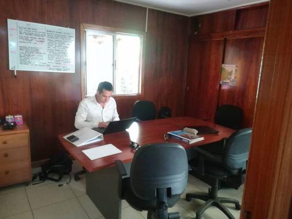 "Oficinas calle Libertad <span itemprop=""addressLocality""><span itemprop=""streetAddress"">Chillán</span></span>"