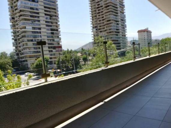 Lindo departamento nuevo!! / Metro Los Dominicos.