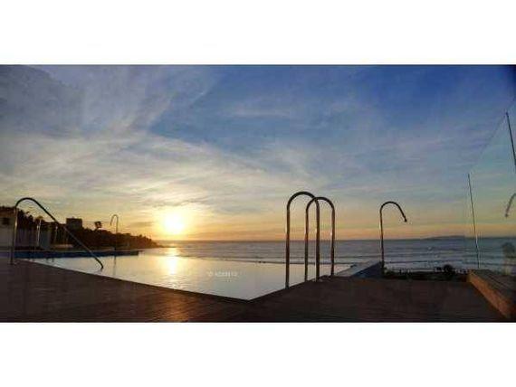 Concon: Avda Borgoño Frente a la Playa