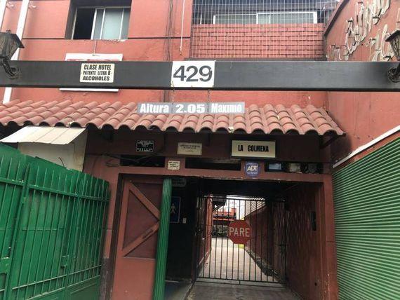 Venta Hotel sector 10 de Julio