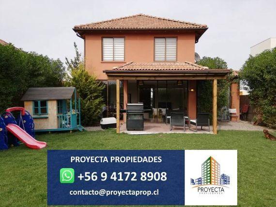Casa chilena en venta - Santa Elena de Chicureo