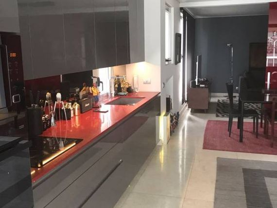 HERMOSO, AMPLIO, FRESCO Y TRANQUILO DPTO TIPO LOFT EN PISO 4