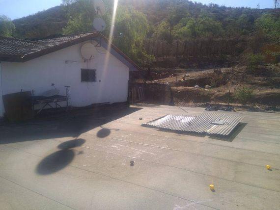 "Vende Parcela con casa mas Restaurante, 10641mts2, <span itemprop=""addressLocality""><span itemprop=""streetAddress"">Los Andes</span></span>"