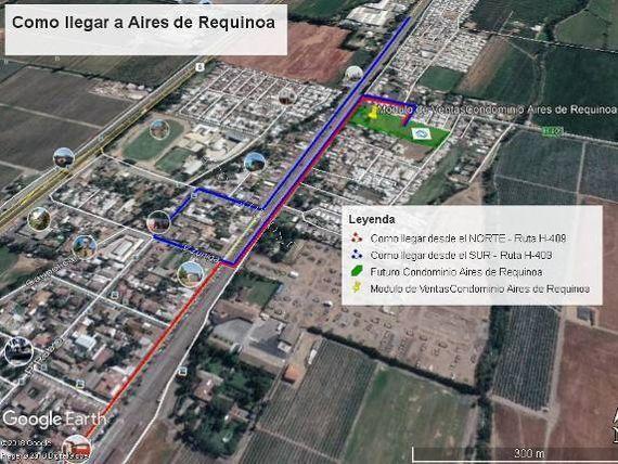"""Se Vende Terrenos Urbanos en <span itemprop=""""addressLocality""""><span itemprop=""""streetAddress"""">Requínoa</span></span> -Rancagua"""