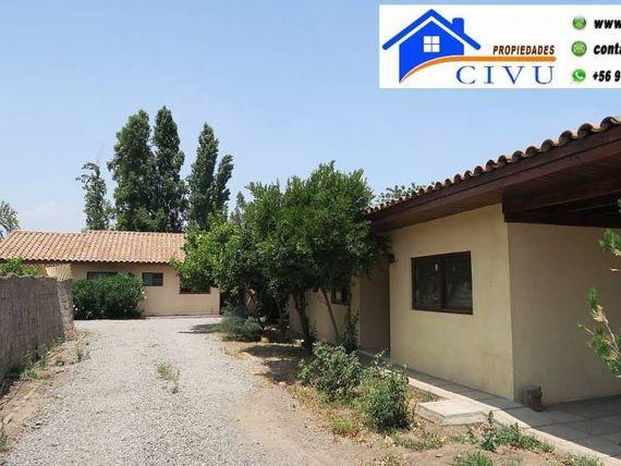Excelente para inversion 2 casas en Parcela en Chicureo