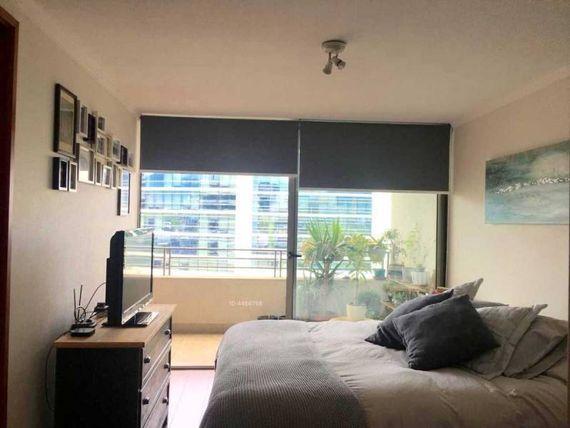 Lindo departamento. 1 Dormitorio en Suite. Vitacura