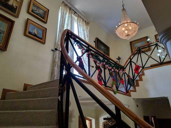 Mansion, estilo Frances, Las brisas de Chicureo