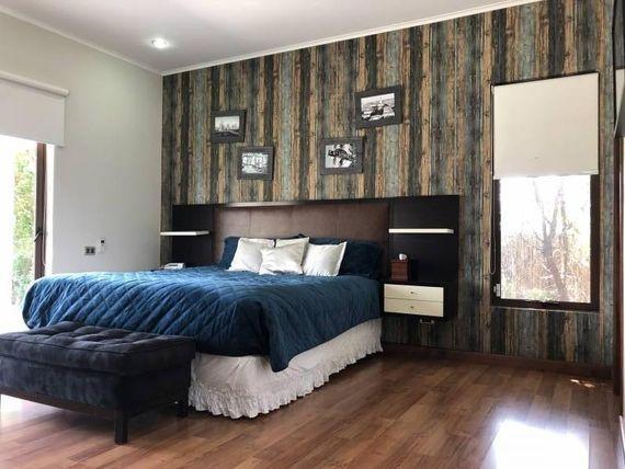 5D todos en suite, 6 B, casa cómoda y completa.