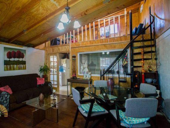 "Se vende muy linda casa en <span itemprop=""addressLocality""><span itemprop=""streetAddress"">Maipú</span></span>"