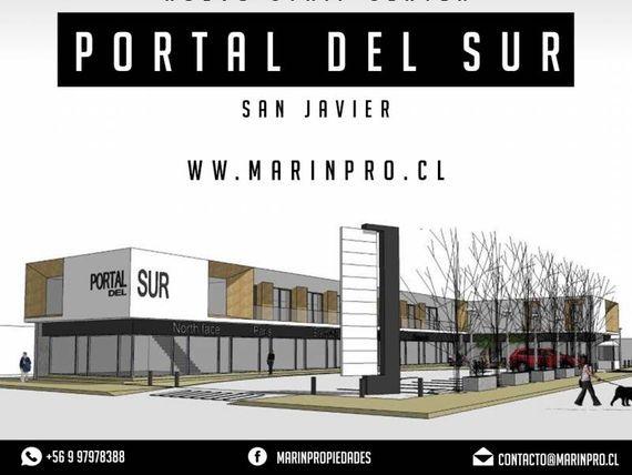"Strip Center en <span itemprop=""addressLocality""><span itemprop=""streetAddress"">San Javier</span></span>"