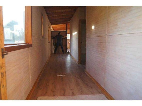 Parcela Casa nueva de tres dormitorios 2 baño