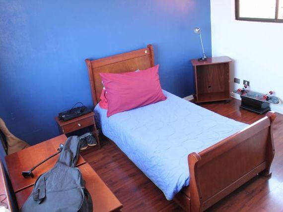 Casa estilo chilena en condominio