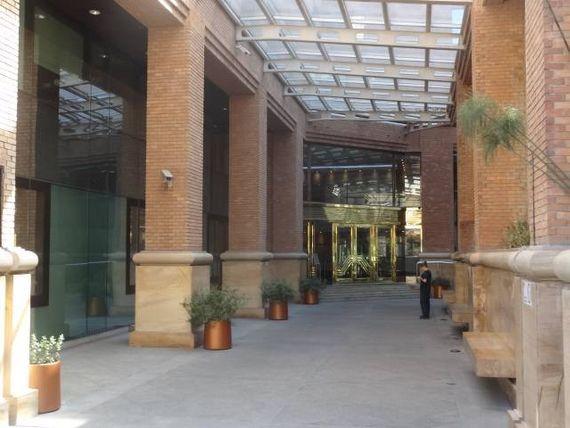 "Espectacular oficina en <span itemprop=""addressLocality""><span itemprop=""streetAddress"">Las Condes</span></span>, Sector el Golf"