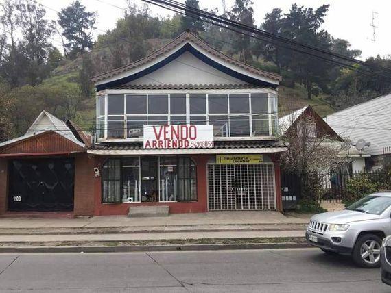 VENTA DE PROPIEDAD AV. CARLOS CONDELL, CURICÓ