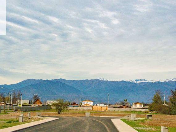 En Venta Sitios Urbanos 200m2 con Rol en Requinoa - Rancagua