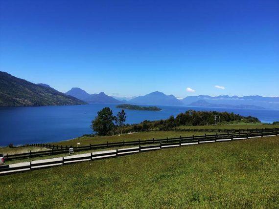 Lago Ranco, Condominio Puerto Guarda. Sitio 74-4