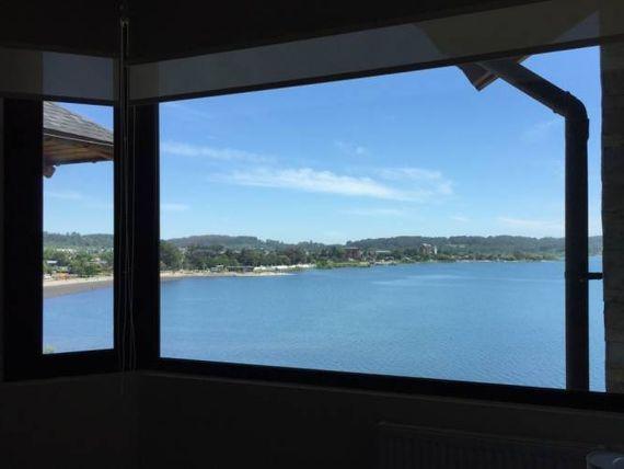 Venta departamento espectacular vista lago