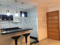 Apartamento com 3 quartos e Salao jogos, São Paulo, Santana de Parnaíba, por R$ 560.000