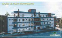Apartamento com 2 quartos e Playground, Florianópolis, Santinho, por R$ 249.000