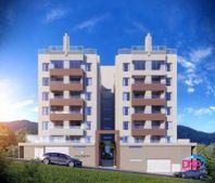 Apartamento com 3 quartos e Jardim, Santa Catarina, Jaraguá do Sul, por R$ 360.000