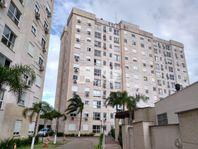Apartamento com 2 quartos e Salao jogos, Porto Alegre, Cavalhada, por R$ 330.000