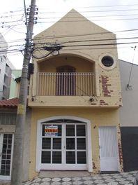 Sobrado residencial à venda, Vila Leão, Sorocaba - SO1605.
