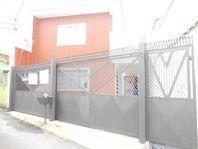 Sobrado residencial à venda, Jardim Ponte Rasa, São Paulo - SO0833.