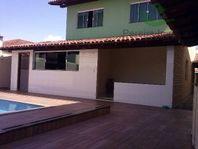 Linda Casa com piscina na Barra do Jucu