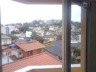 Apartamento residencial à venda, Nossa Senhora do Rosário, São José - AP0081.