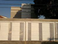 Imóvel - Sobrado em condomínio fechado com varanda gourmet e solarium à venda, Carrão, São Paulo - SO0143.