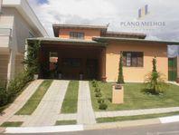Imóvel - Casa alto padrão residencial à venda, Pires, Atibaia - CA0076.