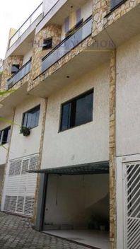 Imóvel - Sobrado em condomínio fechado à venda, Vila Formosa, São Paulo - SO0713.