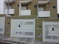 Imóvel - Sobrado frontal, novo e pronto para morar à venda, Jardim Três Marias(C Comercial / Garcia Terra), São Paulo - SO0663.