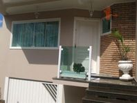 Sobrado residencial à venda, Jardim Santa Mena, Guarulhos - SO0042.