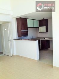 Apartamento residencial para locação, Tamboré, Santana de Parnaíba - AP0002.