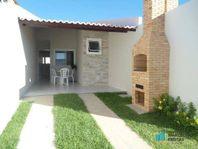 Casa residencial à venda, Mosquito, Eusébio - CA1765.