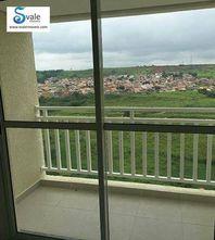Apartamento  residencial à venda, Parque Residencial Flamboyant, São José dos Campos.