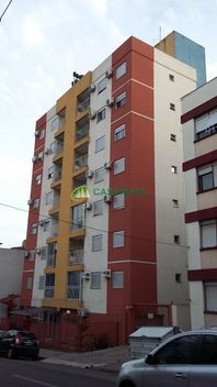 Apartamento 2 dormitórios - Centro, Santa Maria / Rio Grande do Sul