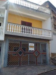 Casa com 3 dormitórios para alugar, 70 m² por R$ 1.300/mês - Cidade Satélite Santa Bárbara - São Paulo/SP