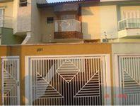 Sobrado residencial à venda, Jardim Textil, São Paulo - SO14092.