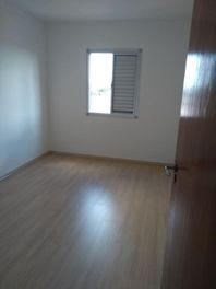 Apartamento residencial à venda, Vila Alzira, Santo André.