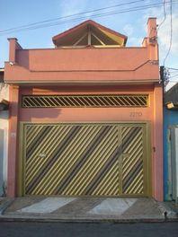 Sobrado residencial à venda, Baeta Neves, São Bernardo do Campo - SO19335.