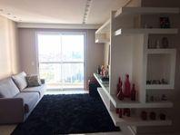 Apartamento residencial à venda, Vila São Francisco, São Paulo.
