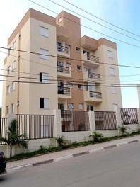 Apartamento com 2 dormitórios à venda, 54 m² por R$ 212.000 - Parque Rincão - Cotia/SP